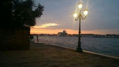 Amanecer en Venècia