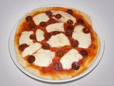 Pizza alla Diavola, scopri la ricetta: http://www.misya.info/2007/08/06/pizza-alla-diavola.htm