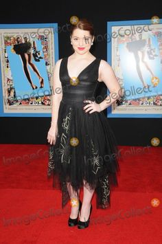 """Jennifer Stone attending the World Premiere of """"Prom"""" Held at the El Capitan Theatre in Hollywood, California on 4/21/11 Photo by: D. Long- Globe Photos Inc."""