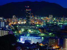 門司港市街 Moji- ko Kitakyushu Fukuoka
