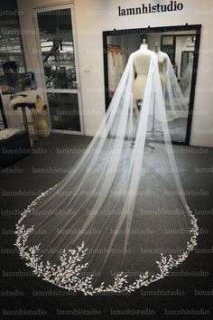 Wedding Veil, Wedding Dresses, Lace Wedding, Got Married, Getting Married, Bridal Cape, Tulle, 2 Months, Bespoke
