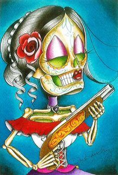 Dave Sanchez - Shot Gun Suzie
