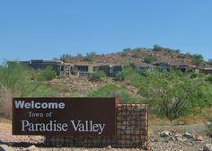 Paradise Valley Arizona