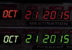 Wo »Zurück in die Zukunft« recht hatte und wo es daneben lag