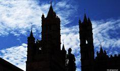 Palermo in chiaroscuro