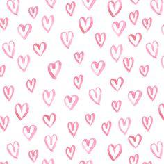 Valentines fabric by innamoreva on Spoonflower - custom fabric