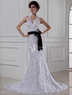 Nice lace halter mermaid wedding dress 2018-2019 Check more at http://24myfashion.com/2016/lace-halter-mermaid-wedding-dress-2018-2019/