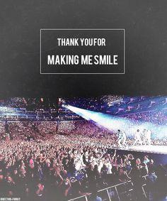 Thank you boys x