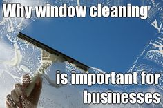 Why window cleaning is important for businesses.   #fastklean #windowcleaning #windowcleaningLondon #windowcleaners #windowcleanersLondon
