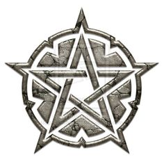 Pagan Choppers Pentagram by WisdomAlchemy on deviantART