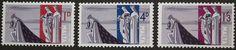 Christmas stamps, Malta, 1965, SG ref: 359-361, 3 stamp set, MNH