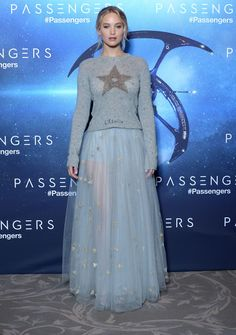 Le look de Jennifer Lawrence