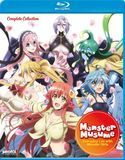 Monster Musume: Everyday Life with Monster Girls - Complete Collection [Blu-ray]