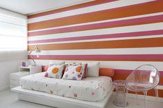 Clean na medida certa. Veja: http://casadevalentina.com.br/projetos/detalhes/clean-na-medida-600 #decor #decoracao #interior #design #casa #home #house #idea #ideia #detalhes #details #style #estilo #casadevalentina #clean #bedroom #quarto