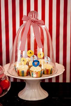 Circus party candy buffet | simply-delicious.co.za