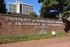 university of pennsylvania museum of archaeology and anthropology University Of Pennsylvania, Philadelphia Museum Of Art, U.s. States, Japanese House, Travel Goals, Anthropology, Archaeology, American History, Paths
