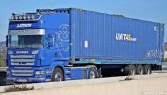 Camiones y Autobuses en Baleares: Scania R580 I