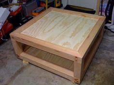 Lumbers coffee table