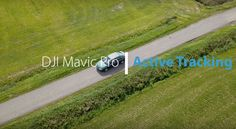 The DJI Mavic Pro has a lot of great features. One of them is Active Tracking.  With active tracking enabled you are able to follow basically every kind of subject. The software makes sure the subject gets followed, but also adjusts the camera angle if needed. In this video I have been playing with it at different heights and distances.   #active #activetracking #dji #djimavicpro #Drone #drones #follow #followme #instafollow #mavic #mavicpro #pro #tracking