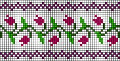 Brilliant Cross Stitch Embroidery Tips Ideas. Mesmerizing Cross Stitch Embroidery Tips Ideas. Cross Stitch Bookmarks, Mini Cross Stitch, Cross Stitch Rose, Cross Stitch Borders, Crochet Borders, Cross Stitch Alphabet, Cross Stitch Flowers, Cross Stitch Designs, Cross Stitching