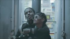 A$AP Rocky + Rihanna: Fashion Killa Video