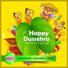 Enjoy the Victory of truth over Evil. #TeamWOWEvents wishes you a Happy Dussehra!