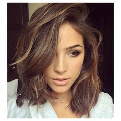 """Sexy hair texture for the gorgeous  @oliviaculpo #sexture makeup @katiejanehughes nails @nails_byely #nyfw #katkoncepthair using @oribe"" Photo taken by @katkoncept on Instagram, pinned via the InstaPin iOS App! http://www.instapinapp.com (09/12/2015)"