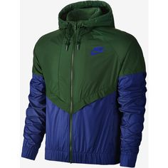459b572ef7 Nike Windrunner Women s Jacket. Nike.com ( 90) ❤ liked on Polyvore featuring
