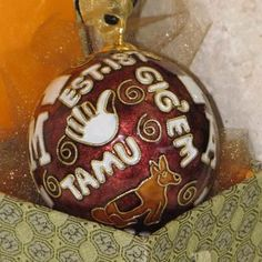 Love this Cloisonné Ornament! - Maroon Aggie Traditions