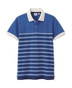 washed polo shirt by michael bastian by uniqlo. www.uniqlo.com