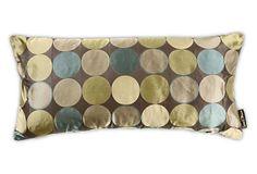 Sea of Circles Pillow on OneKingsLane.com