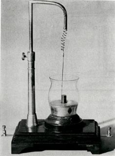 Michael Faraday (British) creates two experiments for the demonstration of electromagnetic rotation. A vertically suspended wire moves in a circular orbit around a magnet.