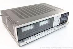 Mint Vintage JVC JR-S501 120WPC DC Integrated Stereo Monster Receiver Japan 1978 #JVC