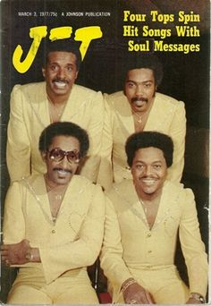 A cover gallery for Jet Jet Magazine, Black Magazine, Ebony Magazine Cover, Magazine Covers, Benny And The Jets, Four Tops, Vintage Black Glamour, Old School Music, Music Pics