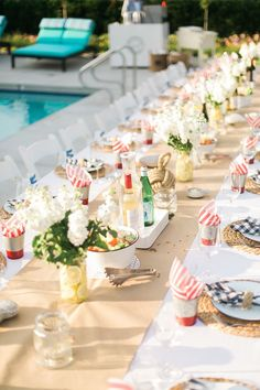 | Clam Bake Dinner Party | http://monikahibbs.com