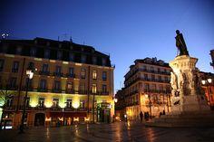 Largo de Camões ou Praça de Luis de Camões