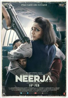 Bollywood actress Sonam Kapoor who mesmerized audiences in biopic Neeraj will be honored as the best actress at the Asia Vision Movie Awards. Best Bollywood Movies, Bollywood Actors, Bollywood News, Bollywood Songs, Hindi Movies, New Hindi Movie, Akshay Kumar, Neerja Movie, Entertainment