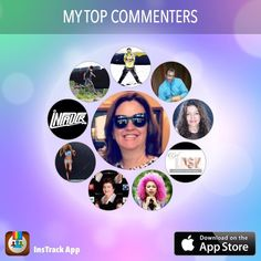 According to @InsTrackApp here are my top commenters @xomactweetie @dineshramkrishna @carlramallo and others! #InsTrack #shoutout #shoutouts