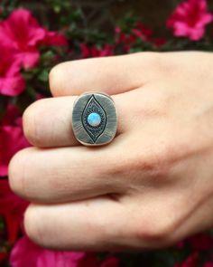 The Equinox signet ring for my new friend @danigaislerova #juliocuellarhandmade