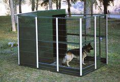 Diseños de casas para perros y mascotas-6