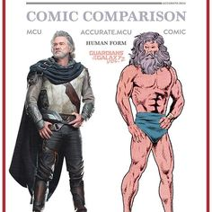 • EGO - COMIC COMPARISON • I know I know, Ego the living planet and Ego prime are 2 different characters. But Ego prime is a being in a human like body made out of a sample of Ego so he basically is a human form of Ego the planet. Also to be honest he looks a lot like Kurt Russel . What do you think and did you already see the movie ? If you did what did you think of the movie ??? DON'T READ THE COMMENTS IF YOU DIDN'T SEE THE MOVIE ALREAD ‼️ let me know what you think below ✌️…
