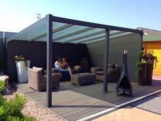 Vrijstaande veranda - Gardendreams International GmbH