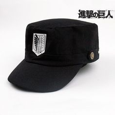 Shingeki no Kyojin/ Attack On Titan Scouting Legion hat/cap - Fanraro.com