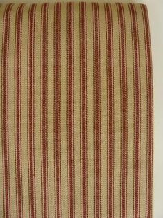 red and tan shower curtain. Primitive Country Barn Red Tan Ticking Shower Curtain New Farmhouse Bath  Striped