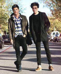Vini Uehara - Levi's® Skinny Jeans, Levi's® T Shirt - I'll Be There For You #LiveInLevis