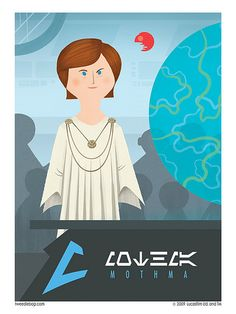 Amazing and Obscure Star Wars Alphabet