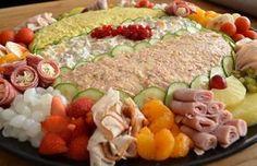 opgemaakte bbq salade