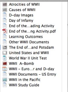 $14 This is the complete 3-week unit for teaching World War Two in a World, U.S., or European History Class.  Includes student-centered, collaborative ...