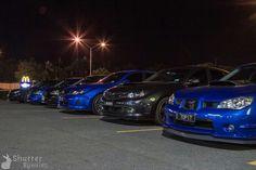 Wrx club nite