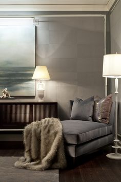 Un coin repos | architecture d'intérieur, design, home decor, interior design. Plus d'inspirations http://www.bocadolobo.com/en/inspiration-and-ideas/